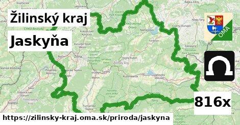 ilustračný obrázok k Jaskyňa, Žilinský kraj