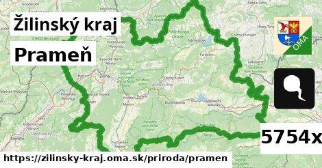 ilustračný obrázok k Prameň, Žilinský kraj