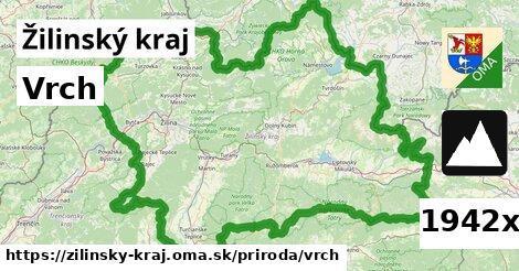 ilustračný obrázok k Vrch, Žilinský kraj
