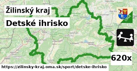 ilustračný obrázok k Detské ihrisko, Žilinský kraj