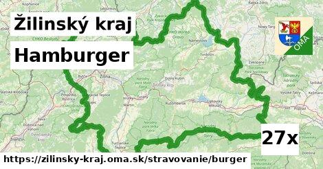 ilustračný obrázok k Hamburger, Žilinský kraj