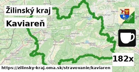 ilustračný obrázok k Kaviareň, Žilinský kraj