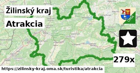 ilustračný obrázok k Atrakcia, Žilinský kraj