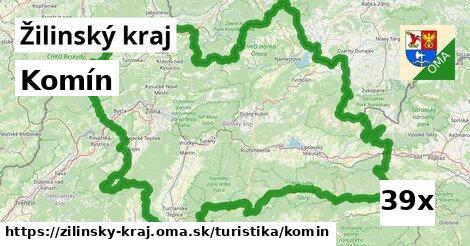ilustračný obrázok k Komín, Žilinský kraj