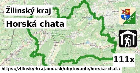 ilustračný obrázok k Horská chata, Žilinský kraj