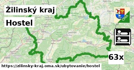 ilustračný obrázok k Hostel, Žilinský kraj