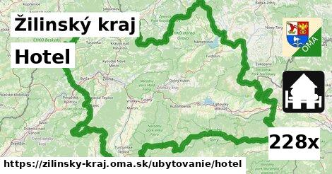 ilustračný obrázok k Hotel, Žilinský kraj
