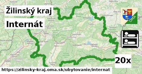 ilustračný obrázok k Internát, Žilinský kraj