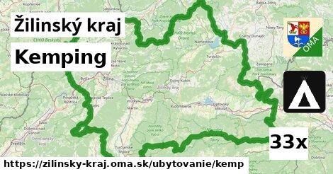 ilustračný obrázok k Kemping, Žilinský kraj