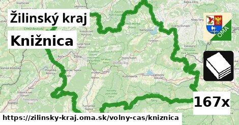 ilustračný obrázok k Knižnica, Žilinský kraj