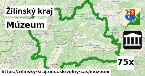 múzeum v Žilinský kraj