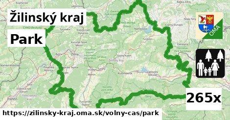 ilustračný obrázok k Park, Žilinský kraj