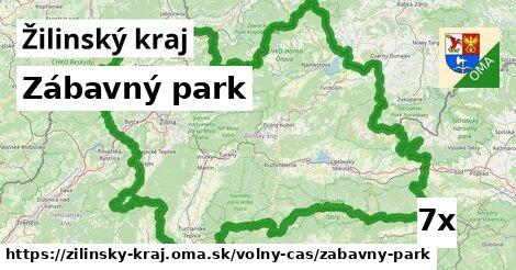 zábavný park v Žilinský kraj