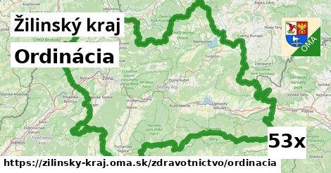 ilustračný obrázok k Ordinácia, Žilinský kraj
