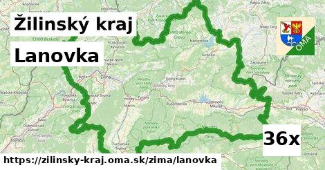 lanovka v Žilinský kraj