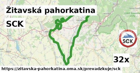 ilustračný obrázok k SCK, Žitavská pahorkatina