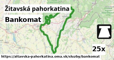 ilustračný obrázok k Bankomat, Žitavská pahorkatina