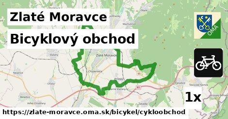 Bicyklový obchod, Zlaté Moravce