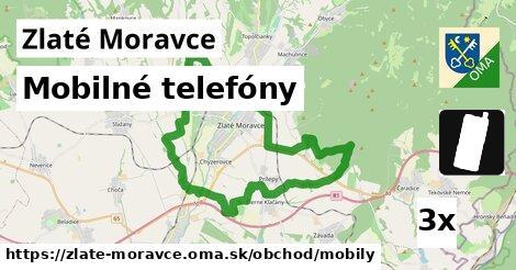 Mobilné telefóny, Zlaté Moravce