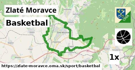 Basketbal, Zlaté Moravce