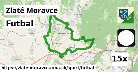 Futbal, Zlaté Moravce