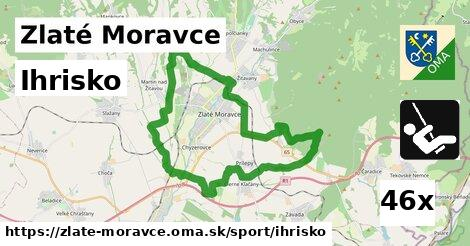 Ihrisko, Zlaté Moravce