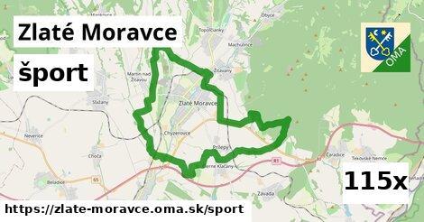 šport v Zlaté Moravce