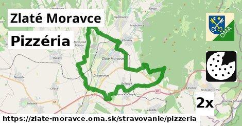 Pizzéria, Zlaté Moravce