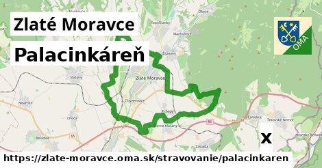 palacinkáreň v Zlaté Moravce