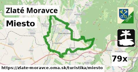 Miesto, Zlaté Moravce