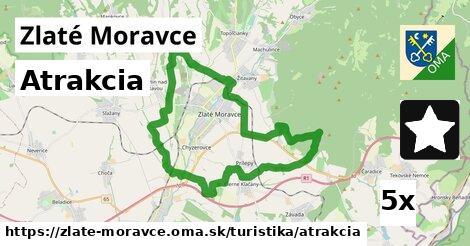 ilustračný obrázok k Atrakcia, Zlaté Moravce