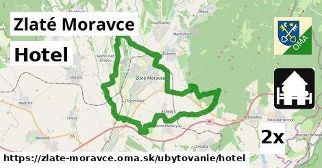 Hotel, Zlaté Moravce