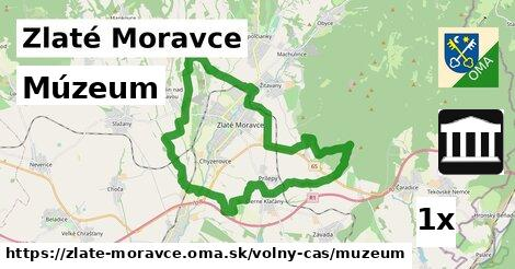 Múzeum, Zlaté Moravce