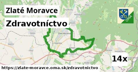 zdravotníctvo v Zlaté Moravce