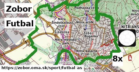 futbal v Zobor