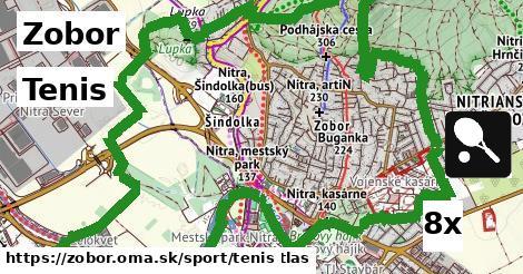 tenis v Zobor