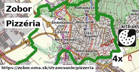pizzéria v Zobor
