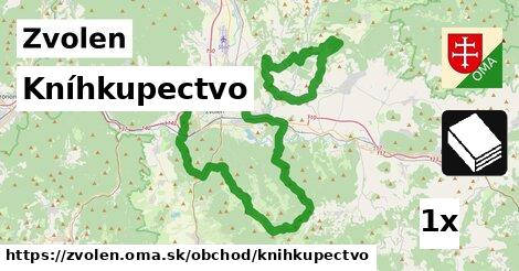 ilustračný obrázok k Kníhkupectvo, Zvolen