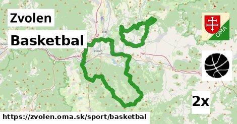 Basketbal, Zvolen