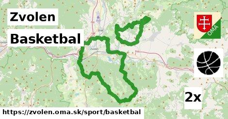 basketbal v Zvolen