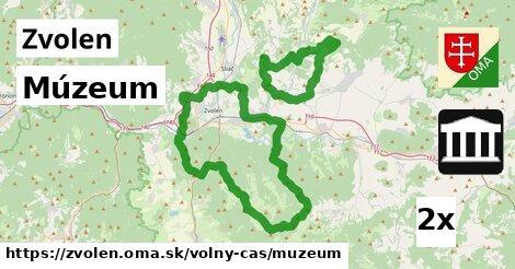 Múzeum, Zvolen