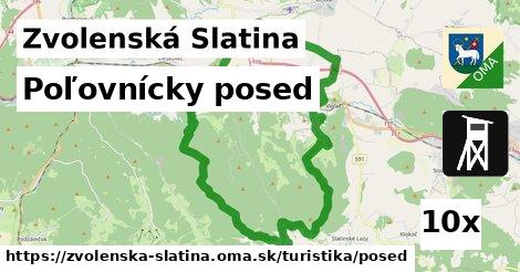 ilustračný obrázok k Poľovnícky posed, Zvolenská Slatina