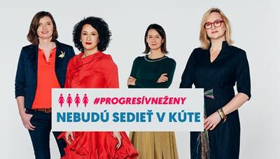 LIVE stream: Progresívne ženy nebudú sedieť vkúte