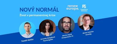 Nový normál - život v permanentnej kríze