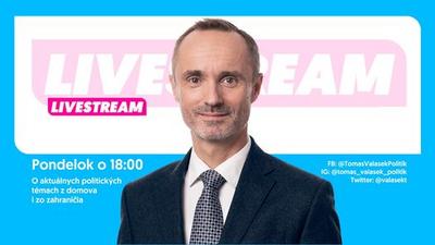 Tomáš Valášek: Livestream #14