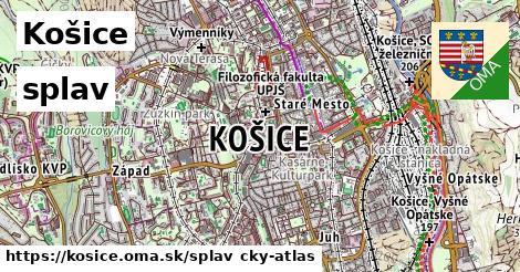 Košice Splav