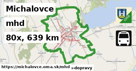 Michalovce Doprava