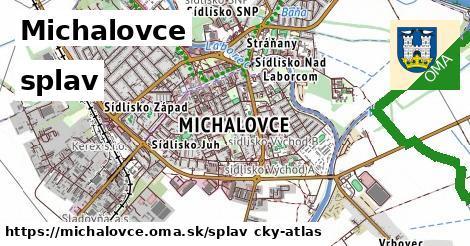 Michalovce Splav