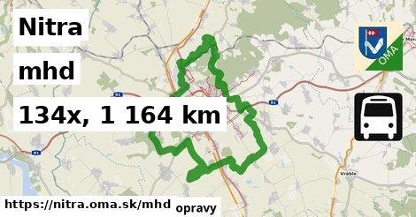Nitra Doprava