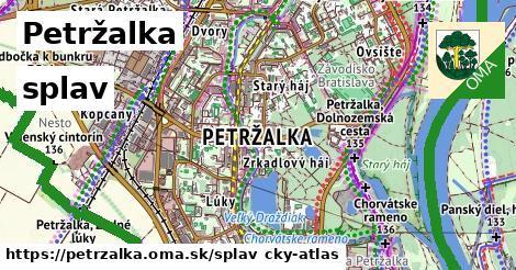 Petržalka Splav